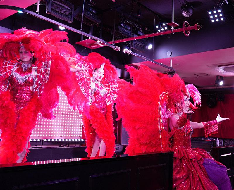 週末もポールダンスを楽しめるショークラブin東京 | Poledance Navi(ポールダンスナビ)